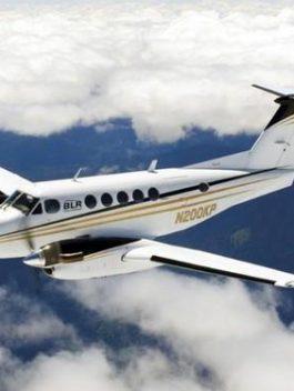 Beechcraft Super King Air 200 B200 Pilot Training Manual DOWNLOAD