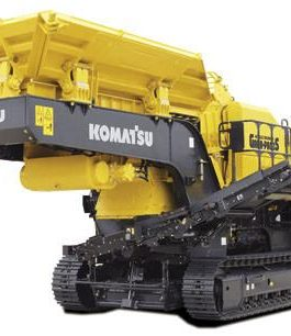 Best KOMATSU BR580JG-1 MOBILE CRUSHER SERVICE REPAIR MANUAL + FIELD ASSEMBLY INSTRUCTION + OPERATION & MAINTENANCE MANUAL DOWNLOAD