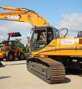 Case Cx460 Tier 3 Crawler Excavator Workshop Service Repair