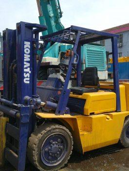Komatsu FD50T Forklift Part's Catalogue Manual Dowmlaod