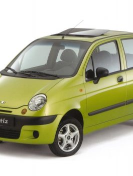 2005 Daewoo Matiz Service Repair Manual