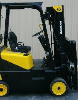 Daewoo G25E Forklift Workshop Service Repair Manual