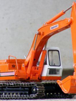 Daewoo Solar Lc-220 III Excavator Workshop Service Repair Manual