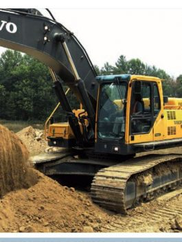 Volvo EC360B Prime Excavator Workshop Service Repair Manual