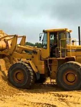 Fiat Allis FR15B Wheel Loader Workshop Service Manual