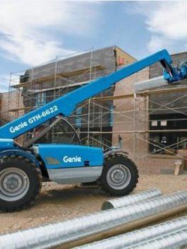Genie GTH-1544 Telehandler Service Repair Workshop Manual INSTANT DOWNLOAD