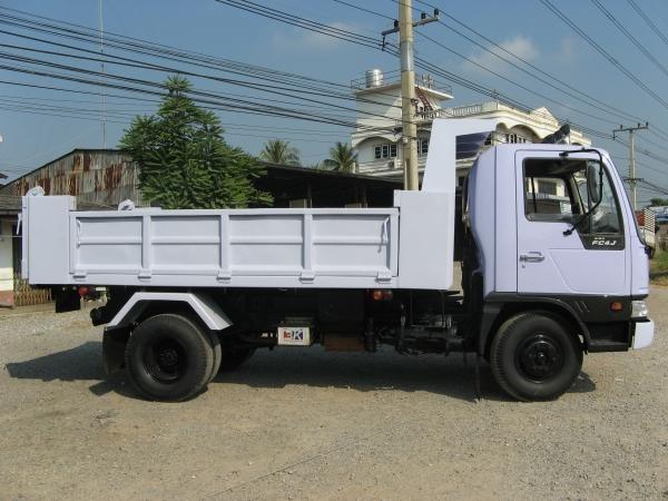 Hino FC4J Series Truck Workshop Manual