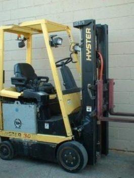 Hyster E25XM2, E30XM2, E35XM2, E40XMS2 Forklift Part's Manual