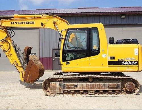 hyundai excavator parts manual pdf