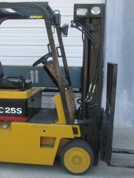 Daewoo GC25S-2 Forklift Workshop Service Repair Manual