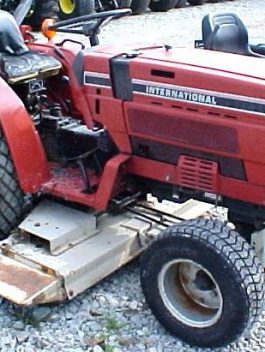 International Harvester 234 Hydro 4×4 Owner's Manual Download