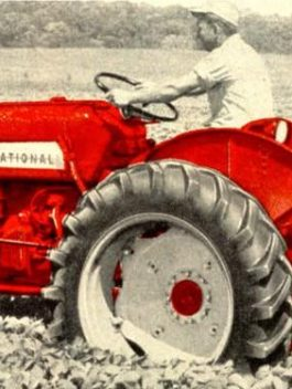 1949 International IH330 Workshop Service Repair Manual