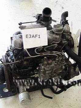 Iseki E3AE1 & E3AF1 Engine Workshop Service Repair Manual