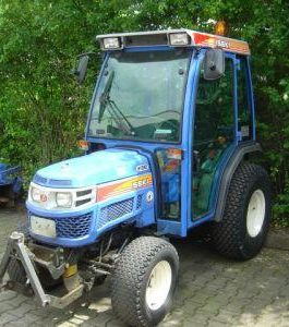 Iseki Th4290e6,th4330e6 Parts Manual