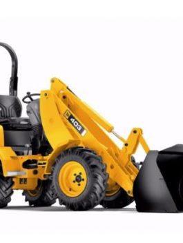 JCB 403 Wheel Loading Shovel Service Repair Workshop Manual INSTANT DOWNLOAD