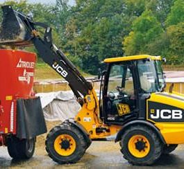 JCB 406 409 Wheel Loading Shovel Service Repair Workshop Manual DOWNLOAD
