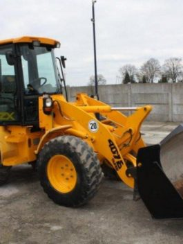 JCB 407B 408B 409B 410B 411B Wheel Loading Shovel Service Repair Workshop Manual INSTANT DOWNLOAD