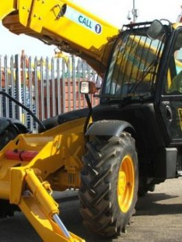 JCB 535-125 telehandler part list- Engine