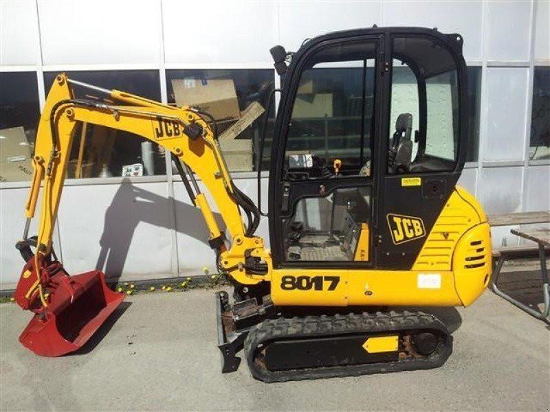 Jcb 8013 8015 8017 8018 801gravemaster Mini Excavator