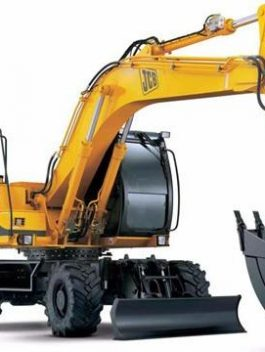 jcb js200w wheeled excavator service repair workshop. Black Bedroom Furniture Sets. Home Design Ideas