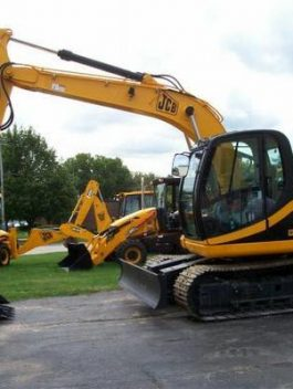 JCB JZ140 Tier2 Tracked Excavator Service Repair Workshop Manual DOWNLOAD