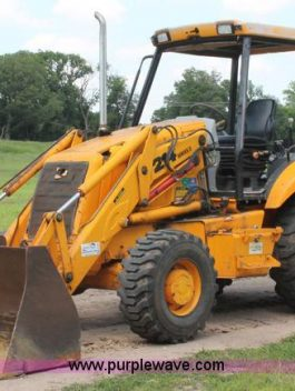 JCB backhoe 95 or 96 series 3 Service Manual