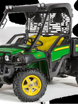 JOHN DEERE XUV 825i GATOR™ UTILITY VEHICLE OPERATORS MANUAL OMM168319