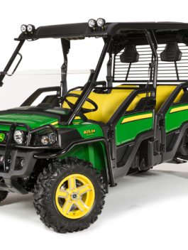 JOHN DEERE XUV 825i S4 GATOR™ UTILITY VEHICLE OPERATORS MANUAL OMM168321