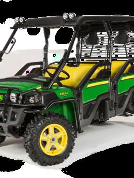 JOHN DEERE XUV 855D GATOR™ UTILITY VEHICLE OPERATORS MANUAL OMM168320