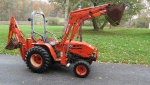 Kubota LA463 Workshop Repair Service Manual - Automotive Manuals