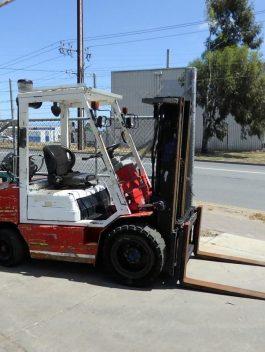1995 Komatsu FG30T-11 Diesel Forklift Workshop Service Repair Manual