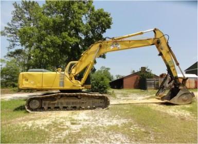 Komatsu PC200-6LC PC200LC-6LC Crawler Excavator Parts Catalogue Manual – SN A82001-A83000