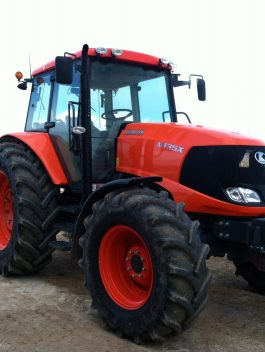 Kubota M100X – M135X Workshop Service Repair Manual