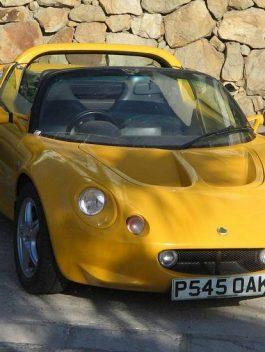 Lotus Elise S1 1996-2001 Workshop Service Repair Manual