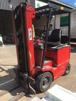 Lansing Linde FOER 15.1 Electric 4 Wheel Forklift Service Repair Manual