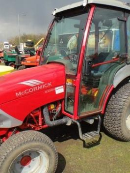 MCCORMICK GXH GX40H GX45H GX50H TRACTOR WORKSHOP MANUAL
