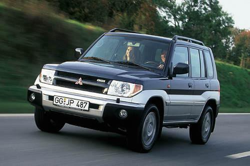 mitsubishi pajero pinin electrical wiring diagrams 2000-2002 download