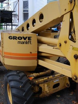 Grove Manlift Workshop service Repair Manual