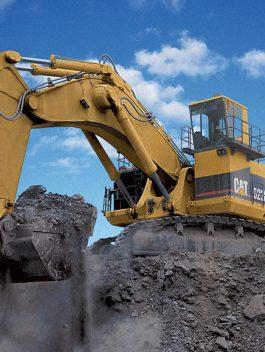 Mining excavator Caterpillar 5230 Spare parts catalog PDF