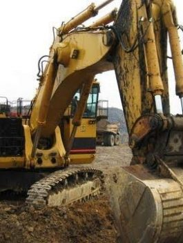 Mining excavator Caterpillar 5230B Operation and maintenance manual pdf