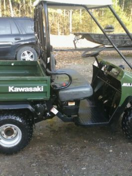 2000 Kawasaki Mule 550 Workshop Service Repair Manual
