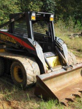 New Holland LS180.B LS185.B LS190.B Skid Steer Loader Workshop Service Repair Manual