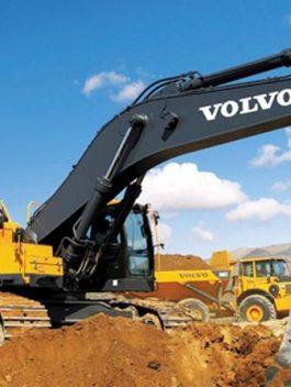 Volvo Ec650 Excavator Full Service Repair Manual Pdf Download
