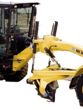 NEW HOLLAND GRADER F106 6 F106 6A SERVICE MANUAL PDF