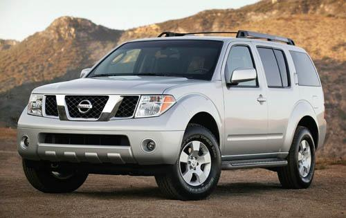 Nissan Pathfinder 2006 Factory Service Shop repair manual *Year Specific