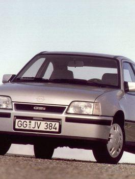Opel Kadett Service & Repair Manual 1984-1991