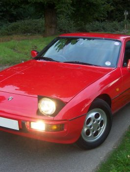 Porsche 924 Workshop Repair Service Manual Download