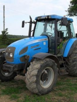 Landini Mythos 110 Tractor Workshop Service Repair Manual