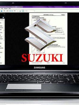 2008 Suzuki An650 Burgman Workshop Repair Service Manual PDF Download