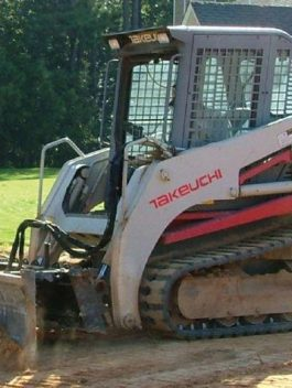 TAKEUCHI TL230 COMPACT TRACK LOADER SERVICE MANUAL